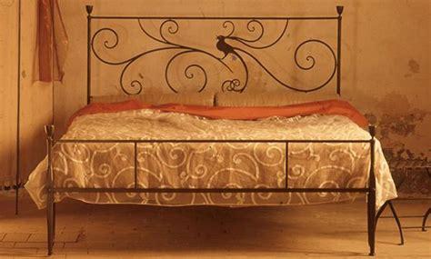 spalliere letto in ferro battuto letti in ferro battuto