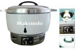 Rice Cooker Ukuran Besar spesifikasi dan harga mesin rice cooker toko mesin maksindo toko mesin maksindo