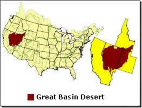 great basin on a map second desert peaks list