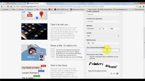How To Search Email Id In Gmail How To Create Email Id Or How To Create New Email Id Using
