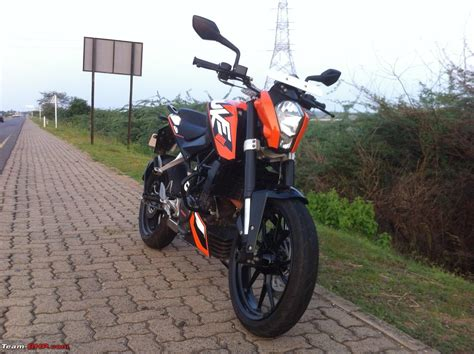 Ktm Duke 200 Feedback Ktm Duke 200 My New Commuter Edit 18k Kms Up Page 9