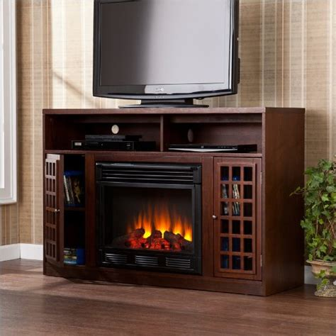 Southern Enterprises Electric Fireplaces by Southern Enterprises Astoria Media Electric Fireplace
