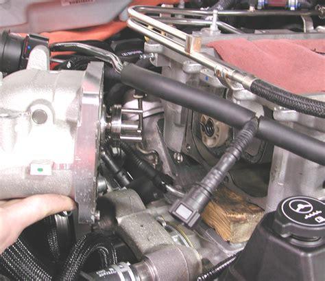 corvette zr1 supercharger upgrade lingenfelter corvette zr1 supercharger pulley upgrade