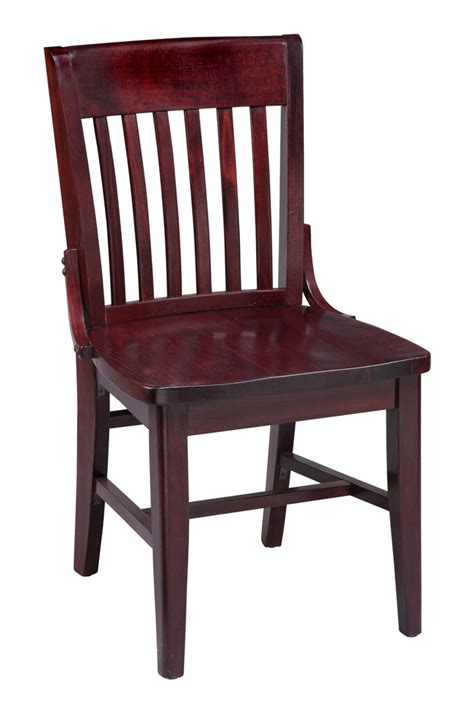 Commercial Chair by Regal Seating 454w Beechwood Commercial Chair With Wood