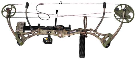 home wrecker ready to hunt bow package camo