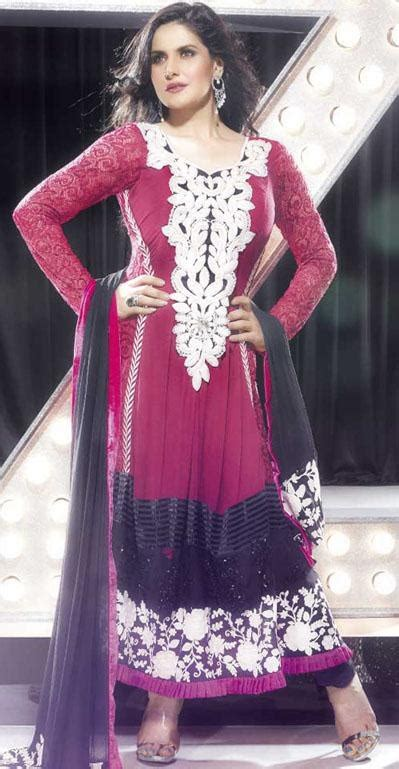 Anarkali Dressbaju Indiadress 76 28 best images about zarin khan collection on black saree and jets