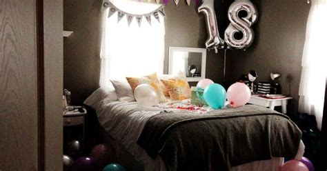 Bedroom Surprises For Your by Bedroom For Birthday Birthday