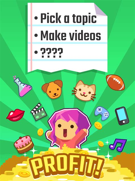 vlogger go viral vlogger go viral tuber game android apps on google play