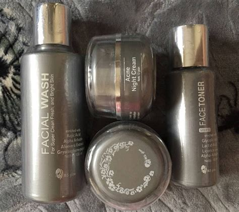 Paket Acne Cantik Skincare paket ms glow acne penghilang jerawat bpom jual aneka produk kecantikan dan kosmetik
