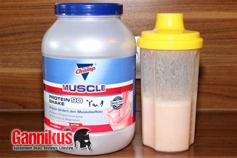 protein 90 review ch protein 90 im test gannikus