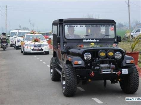 mahindra thar punjab mahindra thar modified punjab mitula cars