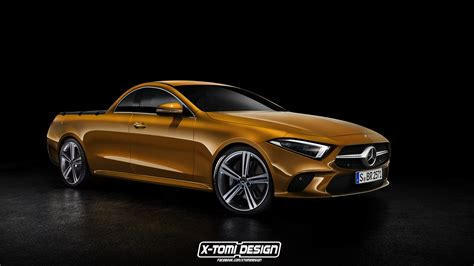 Mercedes Truck 2019 by 2019 Mercedes Cls Rendered As Amg Cabriolet Coupe And
