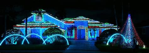 christmas light displays in florida all is bright holiday light displays across central