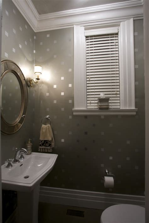 c b i d home decor and design the powder room small spaces with big impact