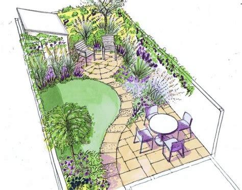 garden designs triangular garden design garden design ideas for small triangular gardens