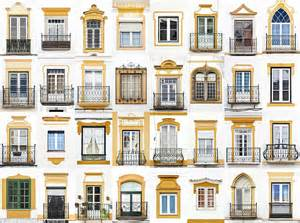 architectural style windows reveal regional architectural styles in lisbon porto and venice daily mail online