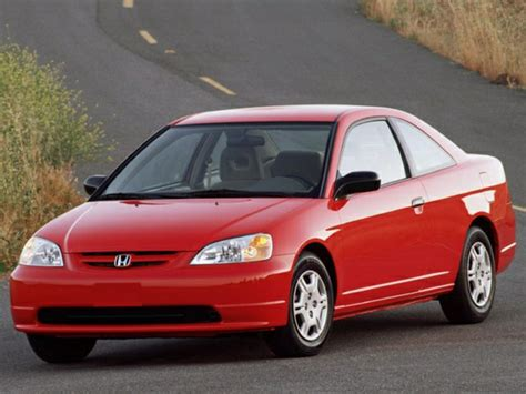 honda civic 2001 2001 honda civic reviews specs and prices cars