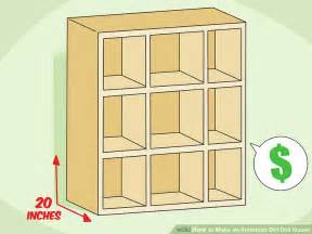 how to build a american girl doll house how to make an american girl doll house with pictures