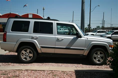 06 Jeep Commander 2007 Jeep Commander Pictures Cargurus