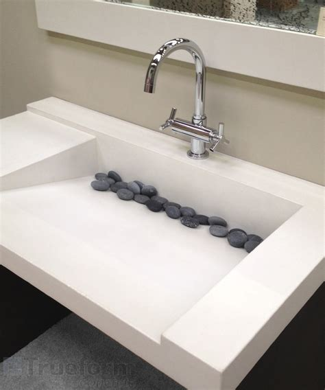 Designer Bathroom Sink by Ada Compliant Sink Trueform Decor