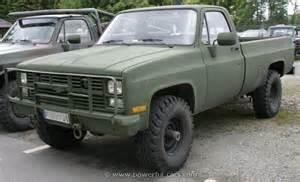 Chevrolet K20 Silverado Fleetside Chevrolet 1984 K20 3 4ton Fleetside Box The