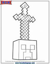 minecraft sword coloring pages Car Tuning