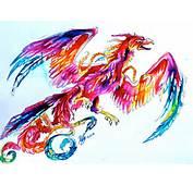 Phoenix Tattoo By Lucky978