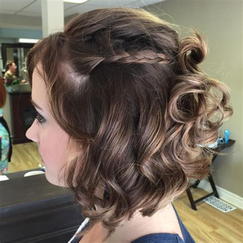hairstyles for short hair for prom 21 prom hairstyles updos ideas designs design trends