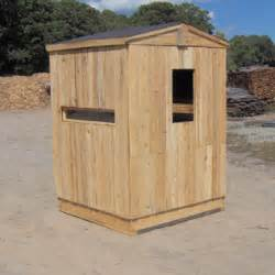 How To Build A Deer Blind Cheap Bow Amp Rifle Hunting Box Blinds Productive Cedar Products