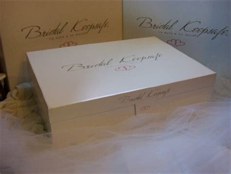 a wedding dress preservation kit for bridal gown storage