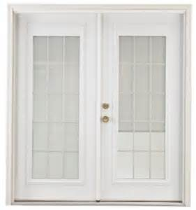 Double French Doors Exterior Lowes