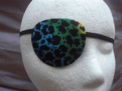 comfortable eye patches adults adult unisex handmade gay pride eye patch with an hybrid