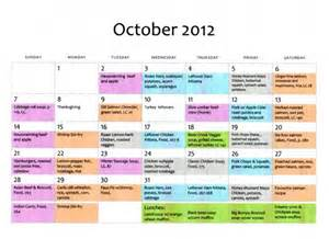 Prairie home therapy october menus the whole 30