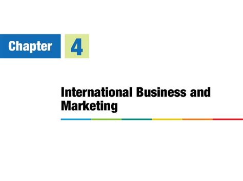Florida International Mba Marketing by International Business And Marketing