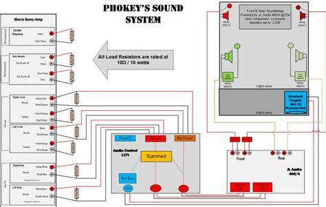 jl audio 13w7 wiring diagram jl audio 13 5w7 wiring