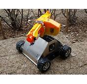The RC Nerf Tank Coolest Homemade Fighting Robot Ever  TechHive