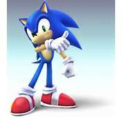 Sonic  Super Smash Bros Brawl Character Guide
