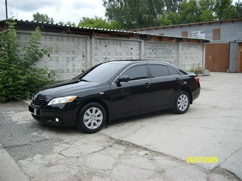 Used 2009 Toyota Camry For Sale Used 2009 Toyota Camry Photos 2400cc Gasoline Ff