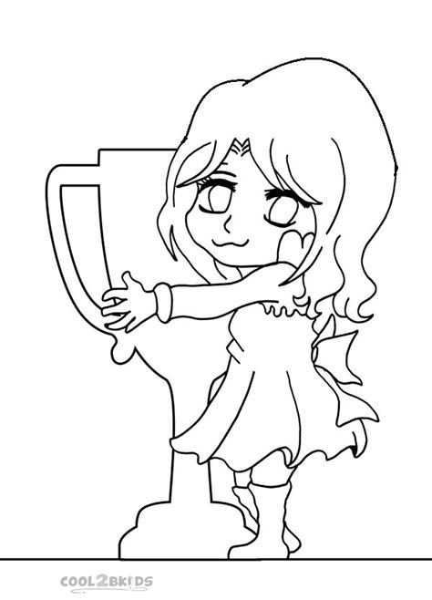 coloring pages of chibi printable chibi coloring pages for kids cool2bkids