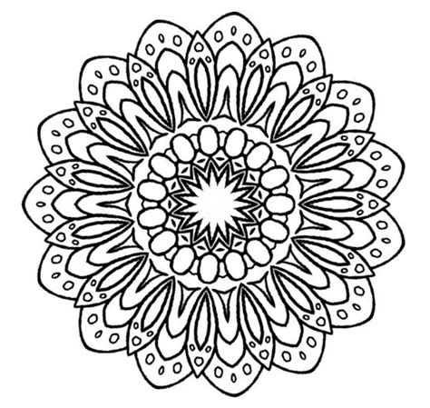 flower doodle coloring pages small flower zentangle mandala doodle drawing by