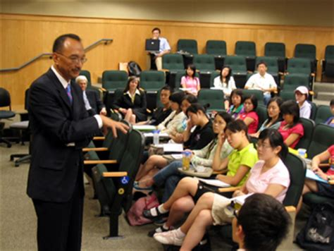 Vcu Mba Ranking by Vcu Hosted Students From Fudan And Beijing