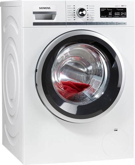 Waschmaschine Bosch Oder Siemens 5296 by Siemens Waschmaschine Iq700 Wm16w540 8 Kg 1600 U Min