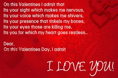 valentines day messages valentines day message card s day on rediff pages