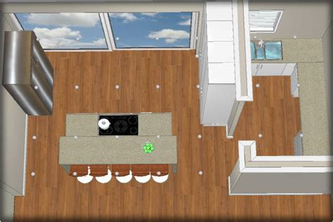 Kitchen Birds Eye View by 5 Bedroom Investment Investments In