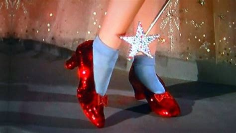 return to oz ruby slippers fan offers 1 5 million for dorothy s missing ruby
