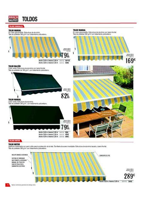 catalogo brico depot especial jardin  exterior  espaciohogarcom