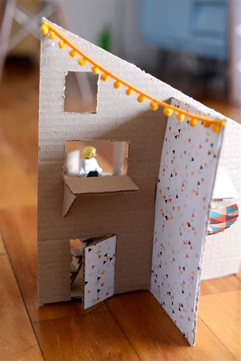 kids craft doll houses 108 best images about make your own doll house on pinterest diy cardboard plays and
