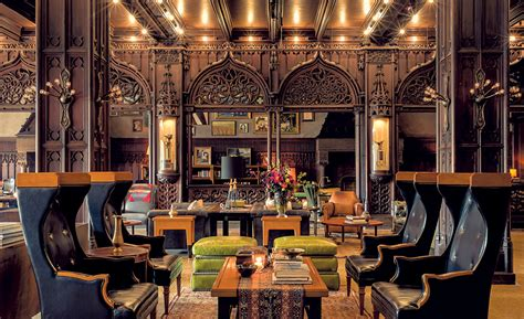 And Williams Interiors by Chicago Athletic Association Hotel 2016 02 01