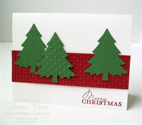 1825 best handmade christmas cards images on pinterest