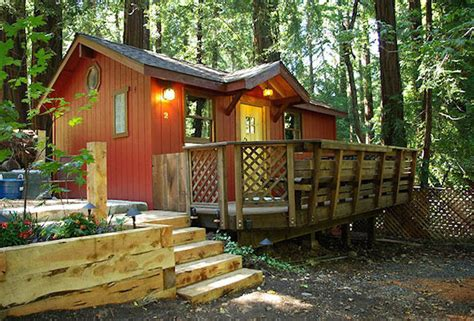 where to cabin near sf rentals